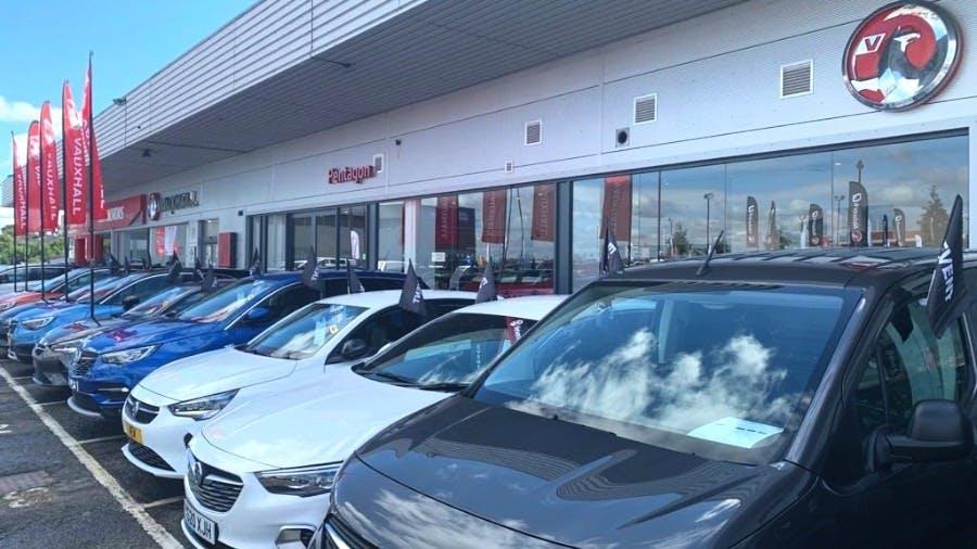 Pentagon Sheffield Opens New Vauxhall Showroom
