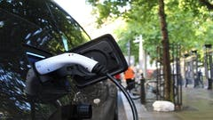 Drivers in the UK will save on average £688 on fuel a year by switching from petrol to an electric car