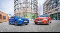 Vauxhall vehicles win 14 awards this year
