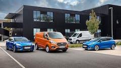 Britain's Best-Selling Vehicles: Ford Fiesta & Transit/Tourneo Custom