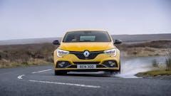 Renault Megane R.S. Vs.