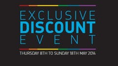 Exclusive Discount Event Returns To Pentagon