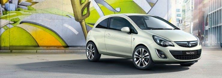 Free insurance On The New Vauxhall Corsa Ecoflex Excite