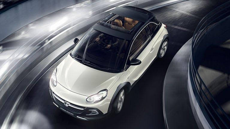 New Vauxhall ADAM ROCKS AIR to hit UK market