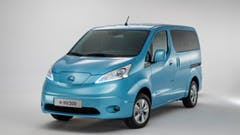 World's first electric campervan unveiled at the Motorhome & Caravan Show 2014