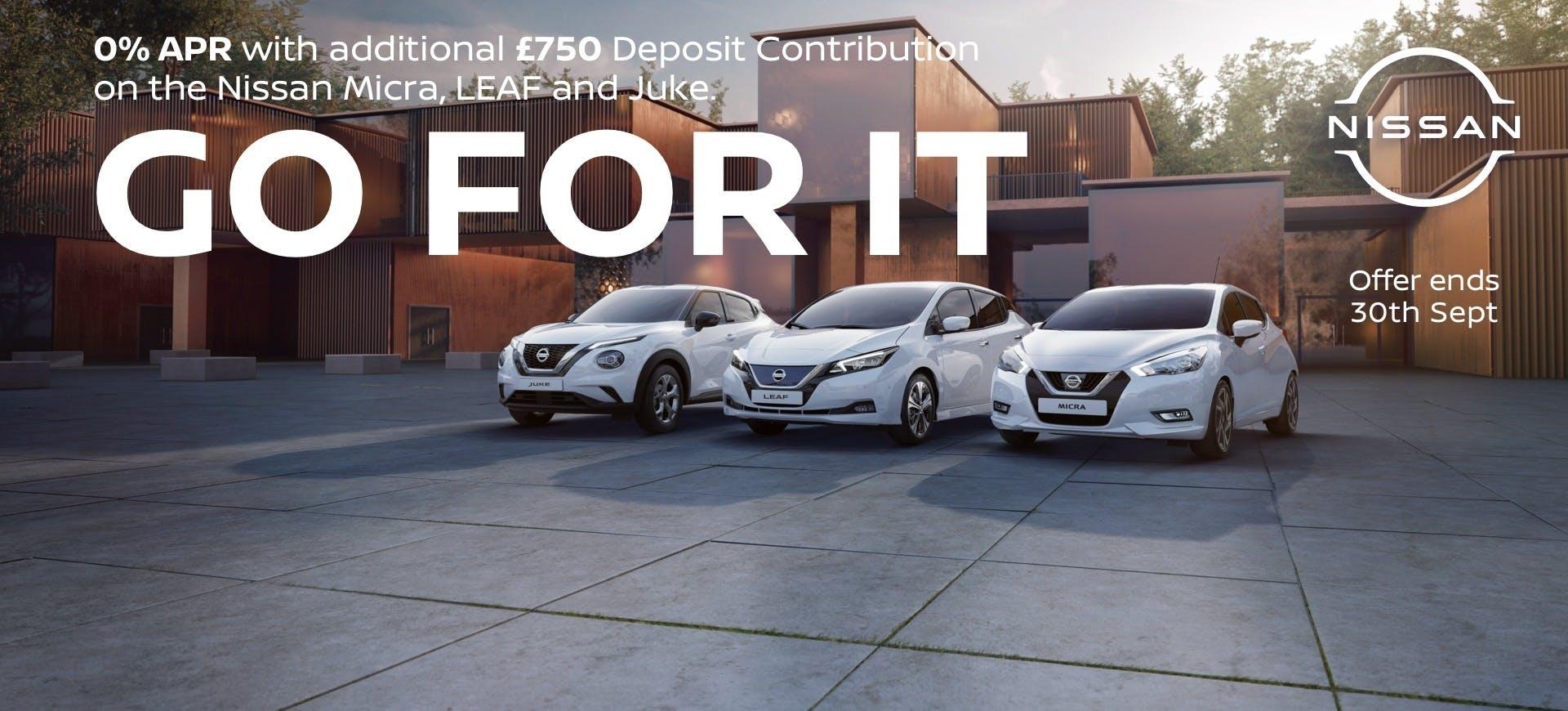 nissan  New Car Offer