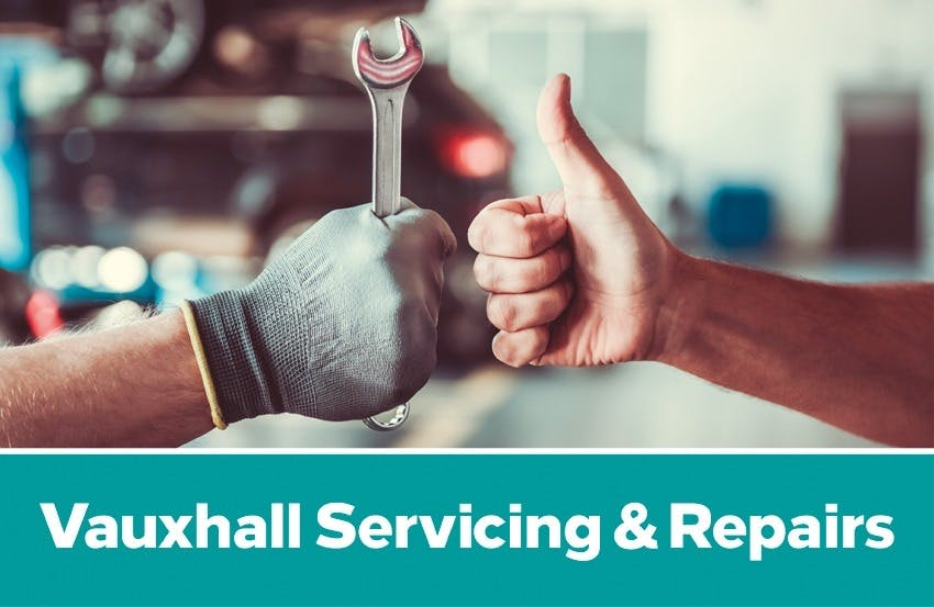 Vauxhall Fixed Price Servicing And Repairs